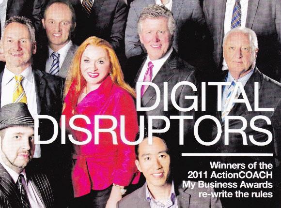 E-Web Marketing Interviewed on My Business Magazine for Best Employer Award